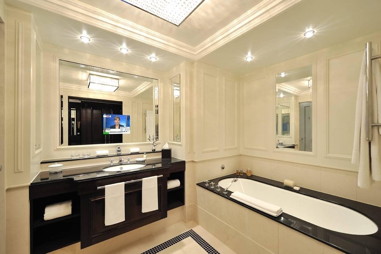 Tele Salle De Bain Écran miroir salle de bain - sofiana